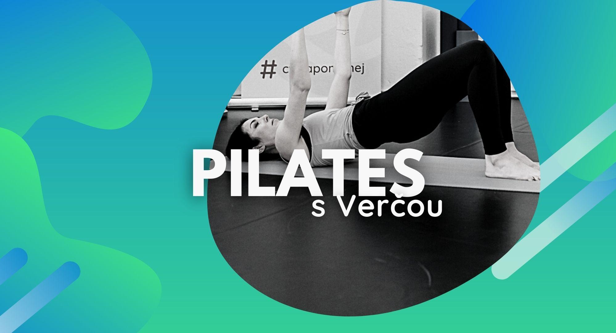 Pilates s Verčou
