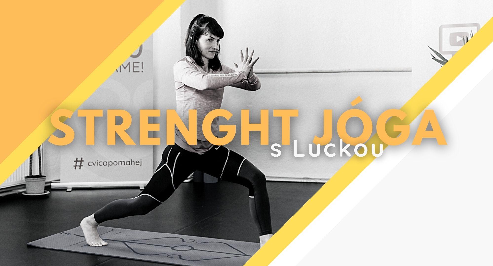 Strenght Jóga s Luckou